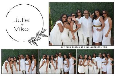 Julie & Viko's Engagement Party