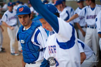 Highland Park v Washburn Baseball - Section 4AA Championships - 6-7-12