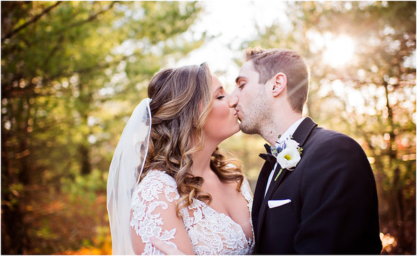 Tiffany and Thomas - First look and formals