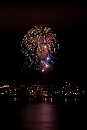 2010 4th of July Fireworks La Jolla