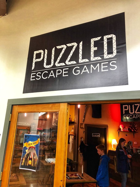 We took our kids to an Escape Room to teach them the value of $160. What an experience! Learn more about the value of your investments! #ad #investyourcash