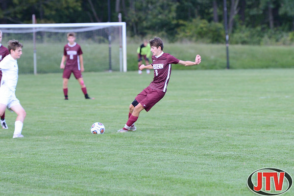 Soccer Lumen Christi at Western 09-09-2021