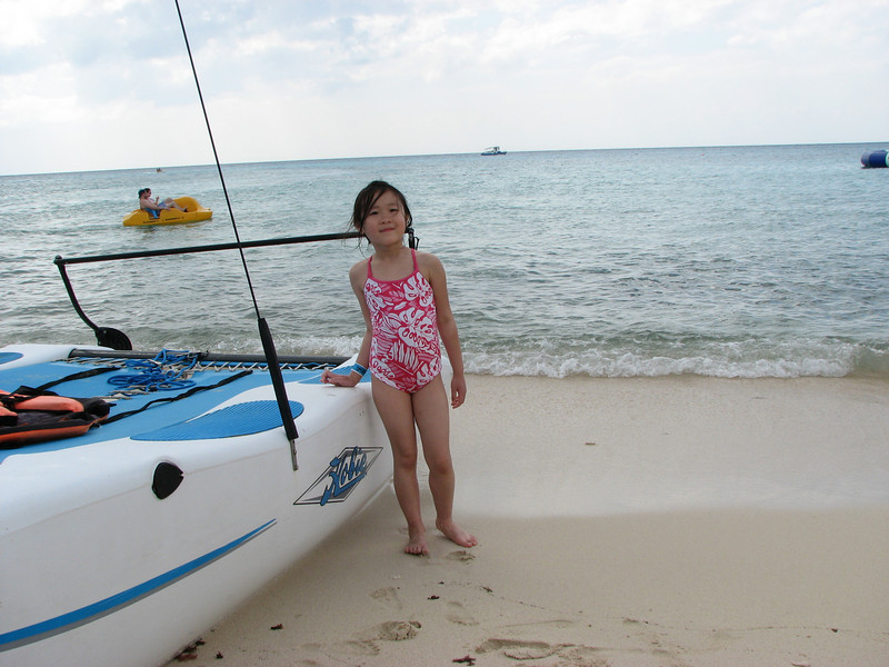 Playa Mia Grand Beach Park excursion in Cozumel