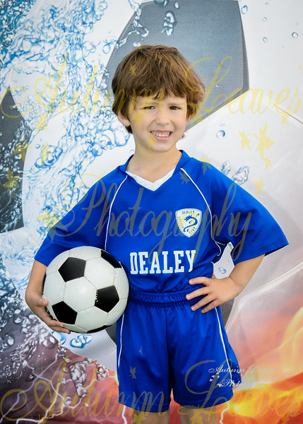 1B Dealey Dragons - TNYMCA Soccer Spring 2016