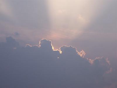 Sunset 20050505