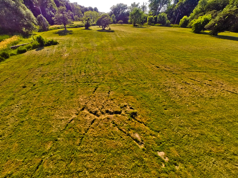 High-noon Summer at the Park 23 : Aerial Photography from Project Aerospace