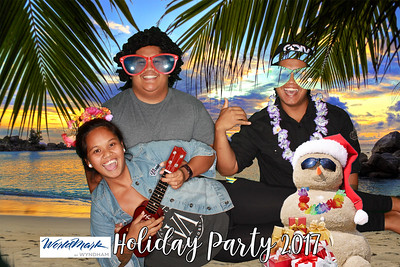 2017 Wyndham Holiday Party