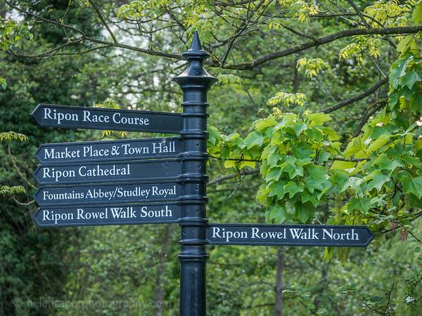 Ripon canal sign & bench-1.jpg