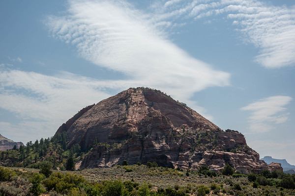 Kolob Terrace - Tabernacle Dome