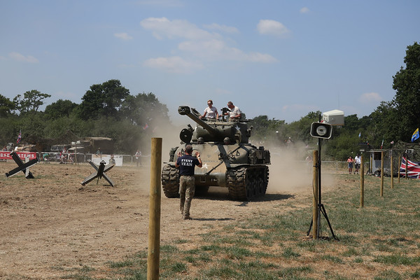 Capel Military Vehicle Show 2018