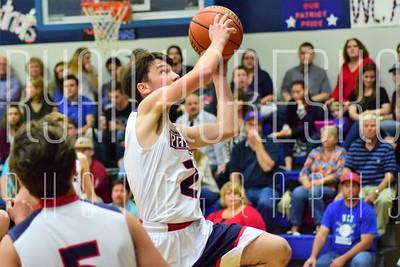 WCA JV Basketball 1/20/17