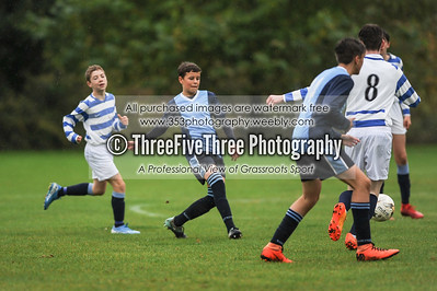 St Mary's RC High School 1 Whitecross Hereford 1 (0-2p)