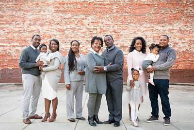 Wells Family 2018