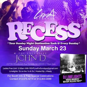 John D 3-23-14 Sunday