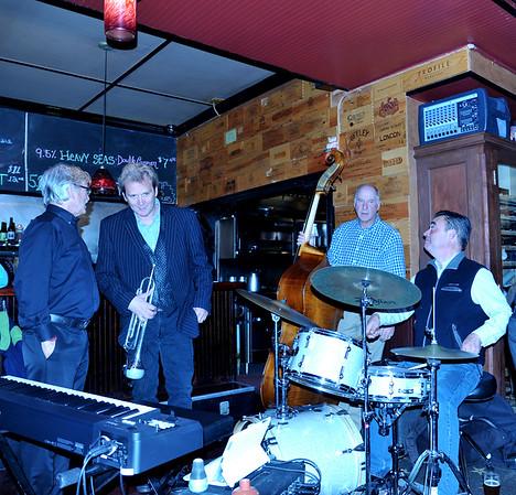 Alan Bernstein Quartet with Curt Ramm