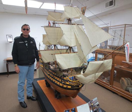 Houston's Maritime Museum - 2016