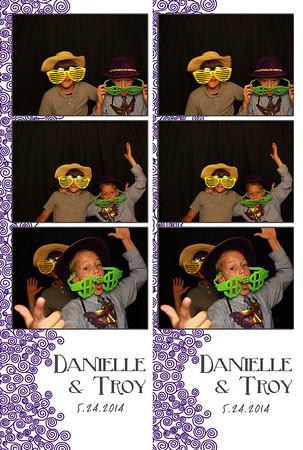 Danielle & Troy's Wedding