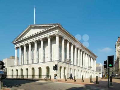 Birmingham Town Hall