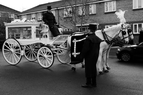 Bubble's Funeral