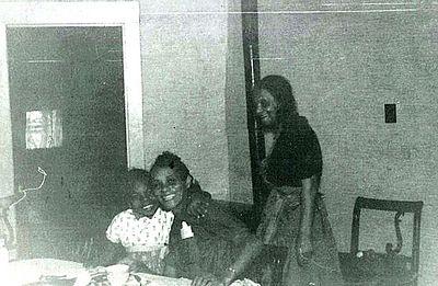 Mother Vickie Taylor - Granddaughter of Bishop Graze Kinard