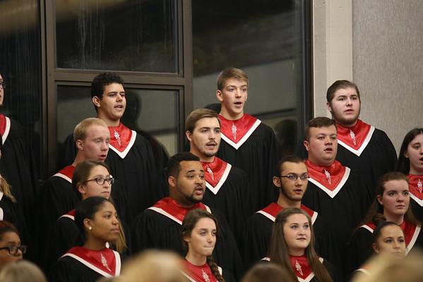 Fall Concert A Cappella Chorus & Autumn