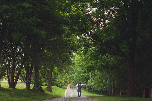 Wedding / Chelsea + Eric