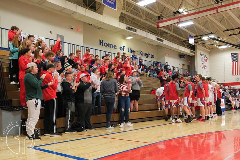 New Glarus Glarner Knights vs Marshall Cardinals