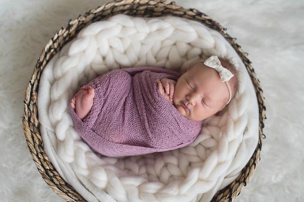 Ava Charleston Newborn