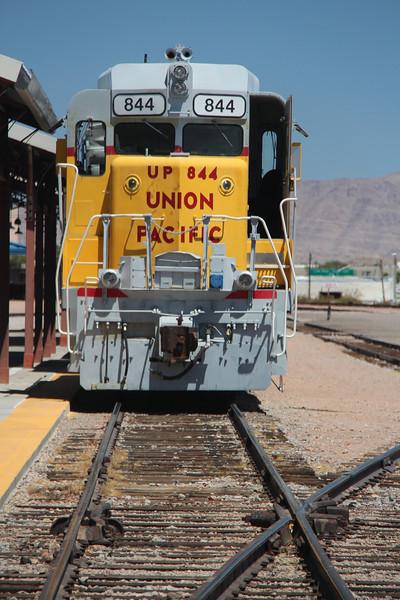 8.08.13 Nevada & Southern Railway & Museum