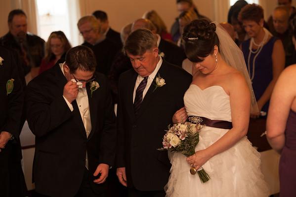 Drapp Wedding Ceremony 12-7-13