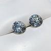 4.08ctw Old European Cut Diamond Pair, GIA I VS2, I SI1 18