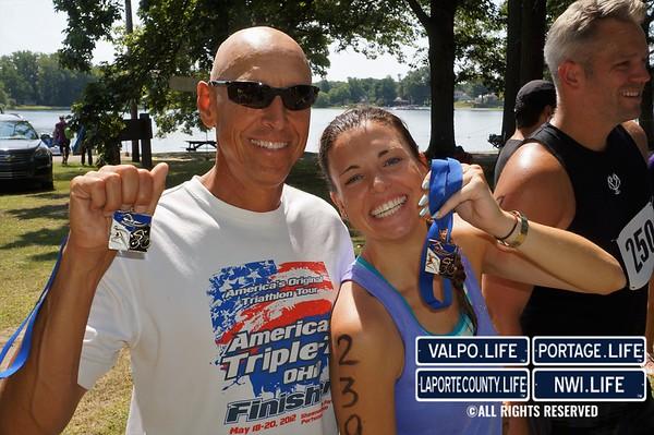 La Porte County Family YMCA 38th Annual Triathlon 2017