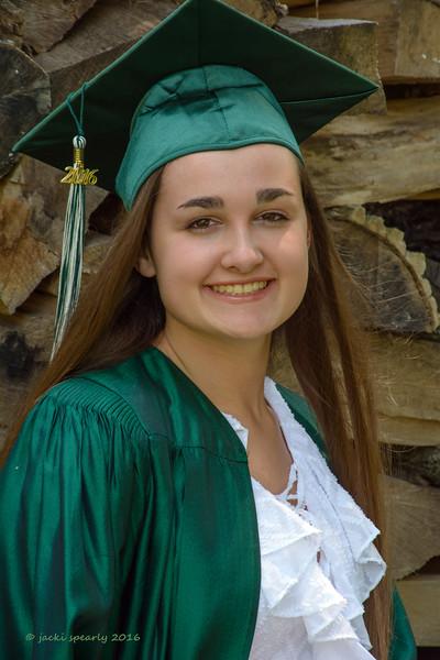 Stephanie Ziegler High School Graduation 2016