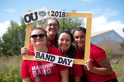 OU Band Day