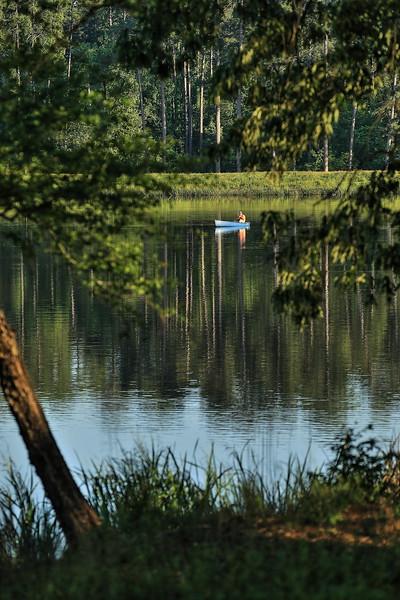 Ratcliff Lake - near Kennard, Texas