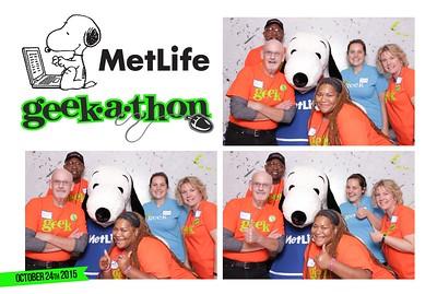 MetLife Geekathon 2015