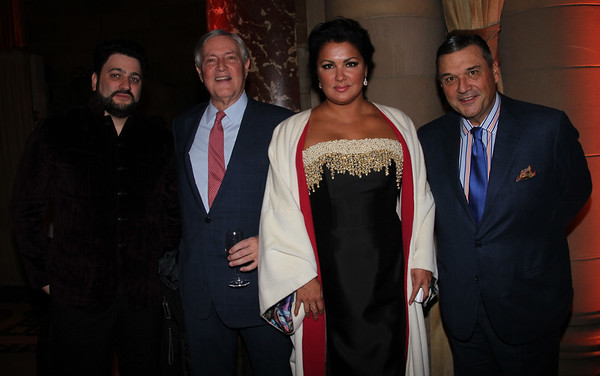 The 84th Annual Metropolitan Opera Guild Luncheon — AMAZING ANNA: Celebrating Superstar Soprano Anna Netrebko, Cipriani 42nd Street, New York, October 26, 2018. Photography by Lisa Pacino.