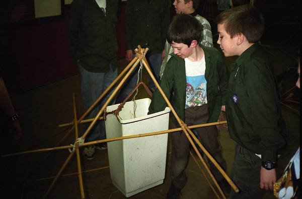 Scouts Mini Pioneering