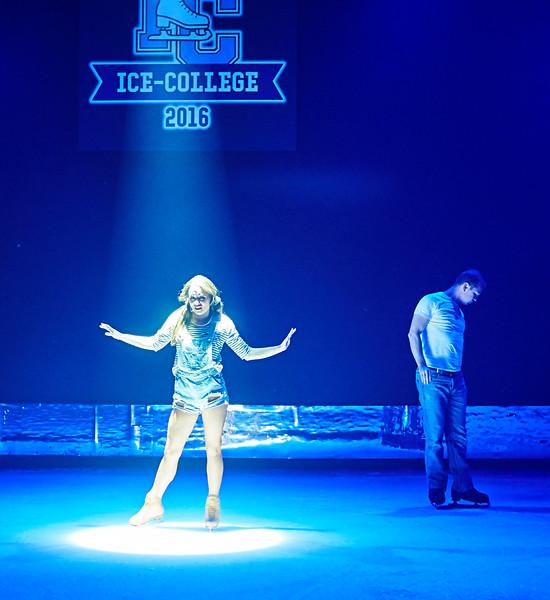 Ice College 2016 in Phantasia Land