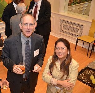 Embassy of Philippines: Reception & Briefing