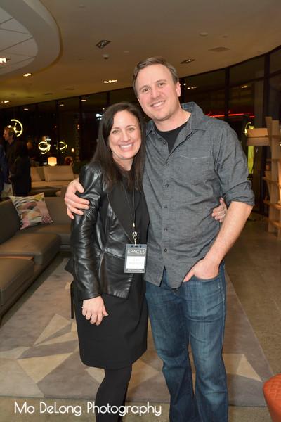 Leah Bronson and Landon Gellert