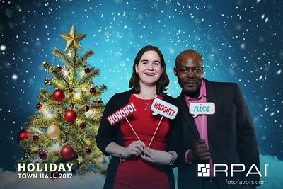 RPAI Holiday Town Hall 2017