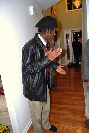 J-Black's Super Bowl Party 2009