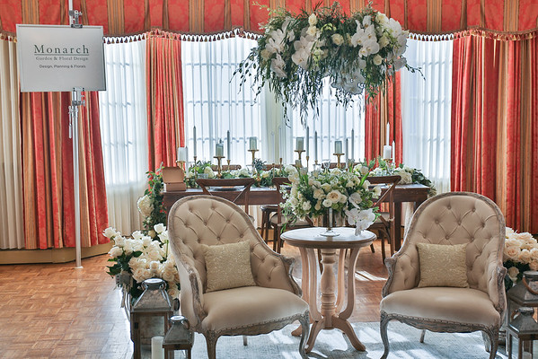 Stafford's Hospitality Wedding Bridal Show 2016