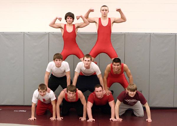 SNHS Wrestling 2007