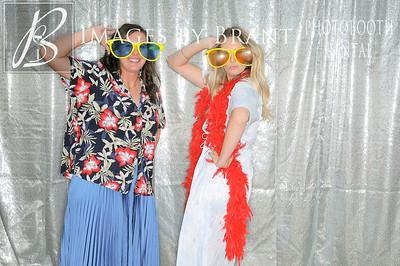 Courtney & Tom Wedding Photobooth