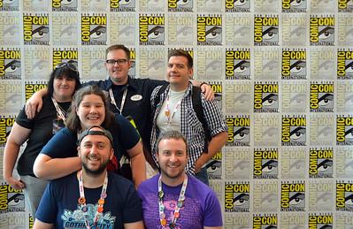 San Diego Comic-Con (July 2013)