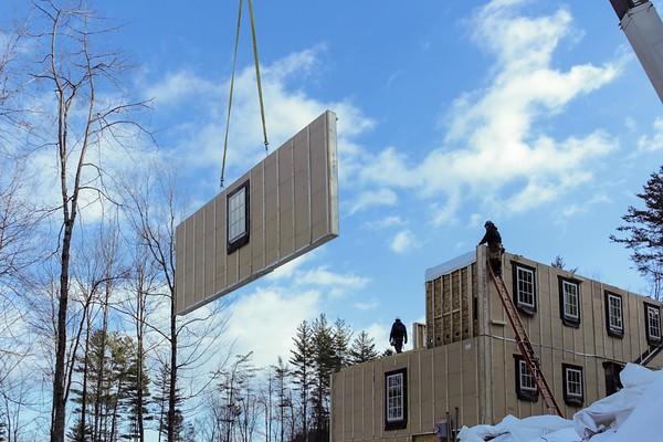 New Construction Farmhouse