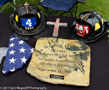 2011 9/11 Memorial Stair Climb