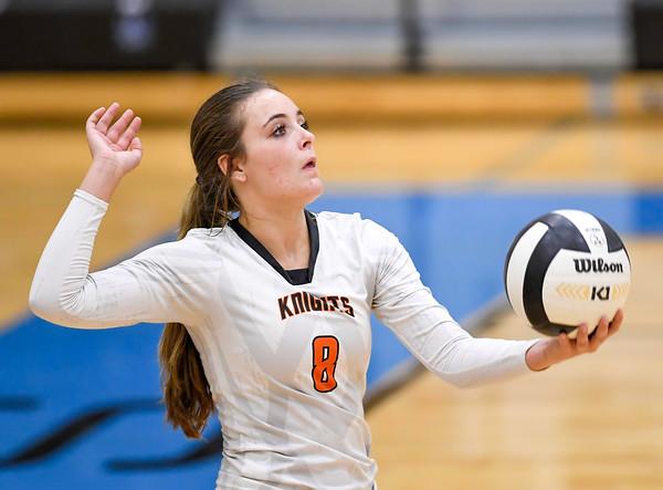 North Davidson vs Oak Grove Volleyball